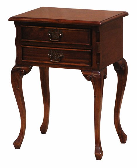 BSC10 - Chippendale Bedside Cabinet