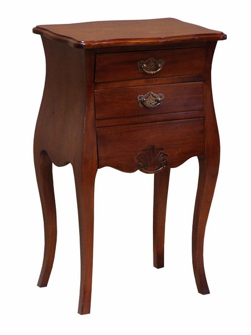 BSC5 – French Bedside Cabinet (High)