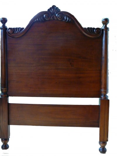 BED4HB - Colonial Bed Headboard Only
