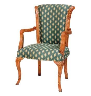 Dining Chairs made from Solid Mahogany
