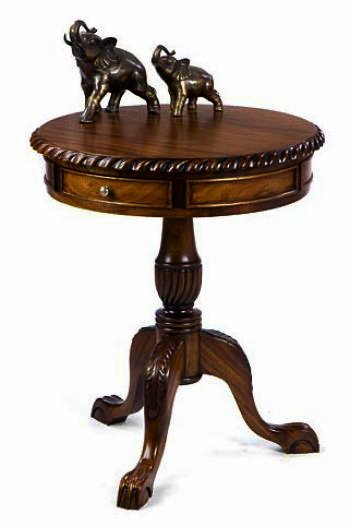 Mahogany Occasional Tables Solid Mahogany Furniture
