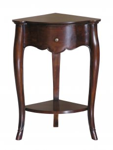 Occasional Tables in Solid Mahogany